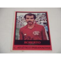 Roberto - Ping Pong Futebol Cards - Nº 335 - Atletico