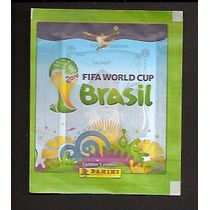 1 Envelope Lacrado Do Álbum Copa Do Mundo 2014