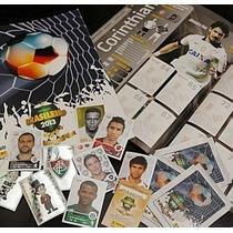 Figurinhas Do Campeonato Brasileirão 2013