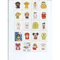 Figurinhas Gogos Disney - Variedades - Compra Minima 5.00