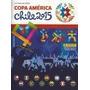 Copa America Chile 2015 Complete Seu Album Hoje Tenho Todas