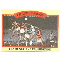 *sll* Ping Pong Futebol Card Grandes Jogos N. 52 - B