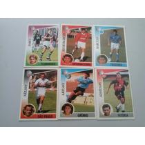 Cards Do Campeonato Brasileiro 1995 Ed. Abril