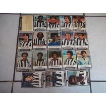 Ping Pong Futebol Card Time Botafogo Rj 18 Card Aparo De 1mm