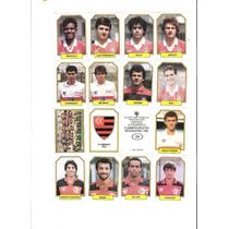 Figurinhas Campeonato Brasileiro 1990 - Compra Minima 6.00