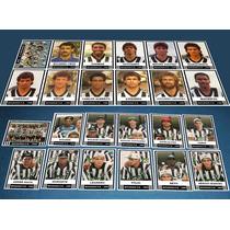 5 Times Botafogo 62 68 89 95 Mod. Futebol Cards Ping Pong