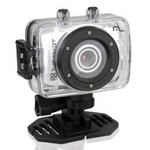 Câmera E Filmadora Para Esportes Radicais Multilaser Dc180