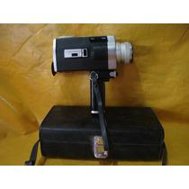 Filmadora Minolta Super 8 - Autopak8- D-6 - No Case - Ok