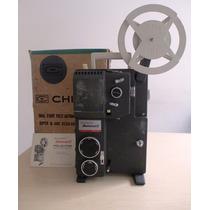 B3132 Projetor Chinon 8811 Para Super 8 E 8 Mm Japones, Na C