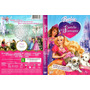 Dvd Barbie E O Castelo De Diamante - Dvd Infantil