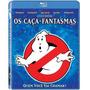 Blu-ray Os Caça-fantasmas (ghostbusters) - #frete Gratis#