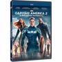 Lançamento - Capitão América 2 - O Soldado Invernal (dvd)