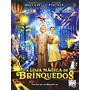 Dvd A Loja Mágica De Brinquedos (2007) Novo Lacrado Original