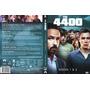 The 4400 - 2ª Temporada - 4 Dvds - Rarissimo