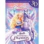 Dvd Barbie A Magia De Aladus Com 3d