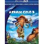 Blu Ray A Era Do Gelo 3 -3d =blu=ray +dvd + Copia Digital