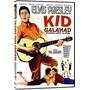 Dvd Talhado Para Campeão - Elvis Presley # Original #