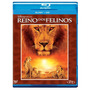 Blu-ray Reino Dos Felinos - Nacional - Lacrado