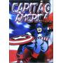 Capitão America Dvd - Desenho Clássico Anos 60 Heróis Marvel