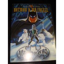 Batman & Mr. Freeze Abaixo De Zero/ Warner