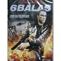 Dvd 6 Balas Van Damme