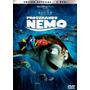 Dvd Procurando Nemo - Walt Disney - Pixar - Duplo - Original