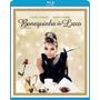Blu Ray Bonequinha De Luxo - Audrey Hepburn, George Peppard