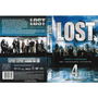 Dvd Lost - 4° Temporada Disco 2 -episódios 3 - 4(32394-cx7)