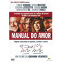 Dvd Manual Do Amor (semi Novo)