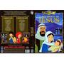 Dvd Lacrado Biblia Para Criancas O Nascimento De Jesus