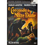 Dvd O Corcunda De Notre Dame - William Dieterle