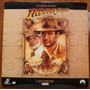Laser Disc Indiana Jones And The Last Crusade