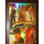 Dvd Box Quadrilogia Indiana Jones Dublado Lacrado !!!