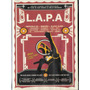 Lapa L.a.p.a - Dvd C/ Marcelo D2 Sobre Bairro Lapa