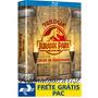 Blu Ray Jurassic Park Trilogia Edição Colecionador Digipack