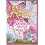 Dvd Barbie - Butterfly E A Princesa Fairy - Novo***