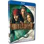 Piratas Do Caribe - O Baú Da Morte - Blu-ray - Johnny Depp