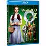 O Mágico De Oz - Ed. 70º Aniversário Blu-ray Original