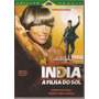 Dvd Índia A Filha Do Sol - Glória Pires - Nuno Leal Maia