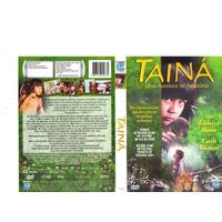 Dvd Tainá Uma Aventura Na Amazônia, Nacional Raro, Original