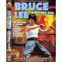 Dvd, Bruce Lee História Real (raro) - Sangue, Suor, Lágrimas