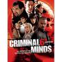 Dvd Criminal Minds Sexta Temporada Episodios 1 A 12 3 Discos