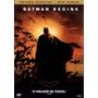 Batman Begins Dvd Duplo Edição Especia Original Novo Lacrado