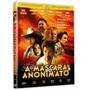 Dvd A Mascara Do Anonimato Penelope Cruz Bob Dylan Raro