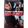 Missão Impossível 3 - Tom Cruise-dvd Raro Novo Original Lacr