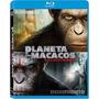 Blu-ray Planeta Ds Macacos: A Origem + O Confronto (2 Filmes