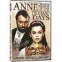 Dvd Ana Dos Mil Dias - Original Novo Dublado
