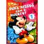 Pura Risada Com O Mickey 1 (lacrado) - Disney