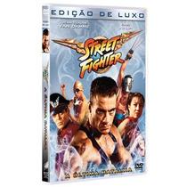Dvd Street Fighter - A Última Batalha - Van Damme