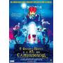 Dvd O Quebra-nozes E O Rei Dos Camundongos- Original Lacrado